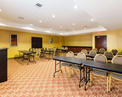 Meeting room | Comfort Suites Pearland / South Houston