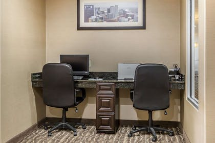 Business center | Comfort Suites Houston IAH Airport - Beltway 8