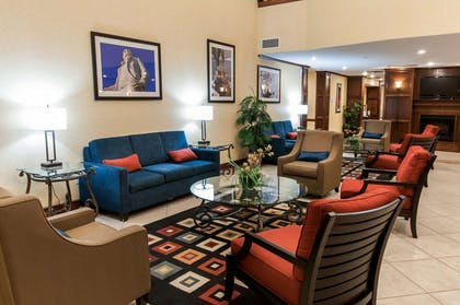 Sitting area   Comfort Suites Hobby Airport
