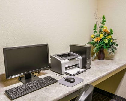 Business center with free wireless Internet access | Sleep Inn & Suites near Palmetto State Park