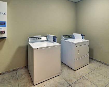 Guest laundry facilities | Comfort Inn & Suites Near Lake Lewisville