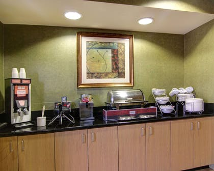 Free breakfast | Comfort Suites El Paso West