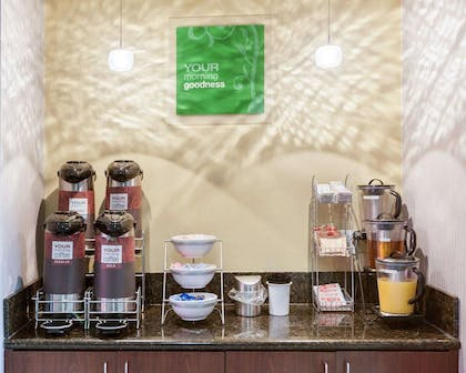 Free coffee | Comfort Suites Greenville