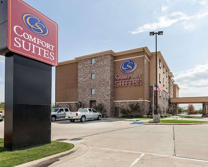 Comfort Suites hotel in Greenville, TX | Comfort Suites Greenville