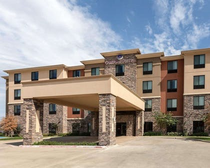 Hotel near area university | Comfort Suites Greenville