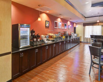 Free hot breakfast buffet | Comfort Suites At Lake Worth