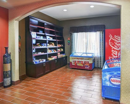 Convenience Market inside the hotel | Comfort Suites At Lake Worth
