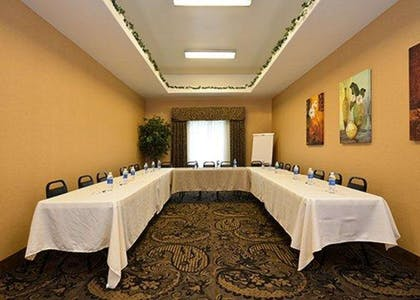 Meeting room | Comfort Suites Bay City