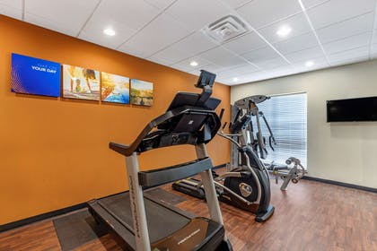 Fitness center | Comfort Suites West Dallas - Cockrell Hill