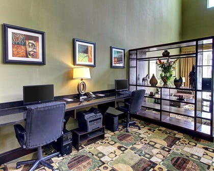 Business center | Comfort Suites Waxahachie - Dallas