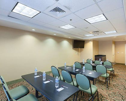 Meeting room | Comfort Suites Medical Center near Six Flags