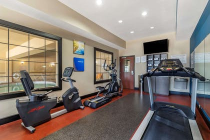 Fitness center | Comfort Suites Buda - Austin South