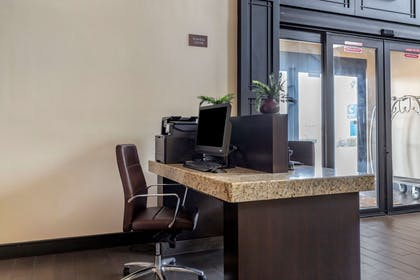 Business center | Comfort Suites Buda - Austin South