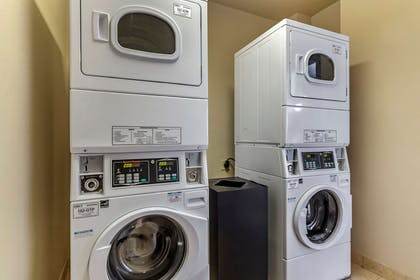 Guest laundry facilities | Comfort Suites Buda - Austin South