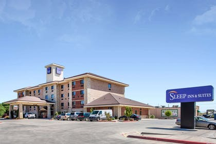 Hotel near popular attractions | Sleep Inn And Suites Lubbock