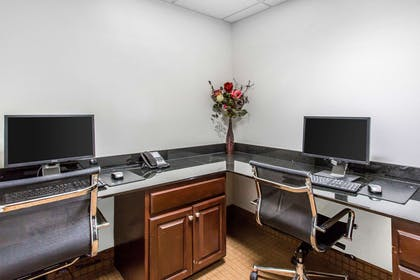 Business center with free wireless internet access | Sleep Inn And Suites Lubbock