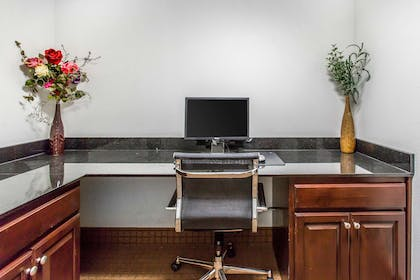 Business center | Sleep Inn And Suites Lubbock