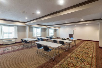 Meeting room   Quality Inn & Suites West Chase