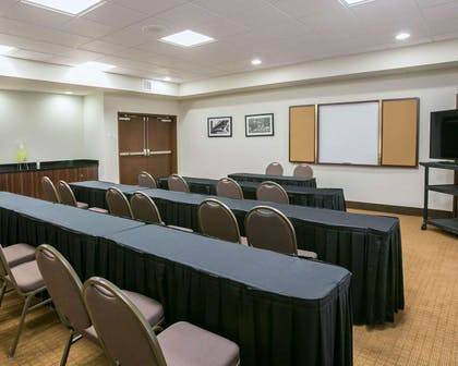 Meeting room | Sleep Inn & Suites Austin Northeast