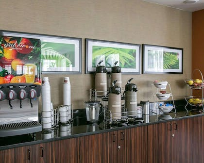 Breakfast counter | Sleep Inn & Suites Austin Northeast