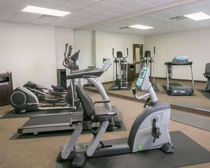 Fitness center | Sleep Inn & Suites Austin Northeast