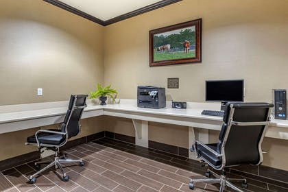 Business center | Comfort Inn & Suites Texas Hill Country
