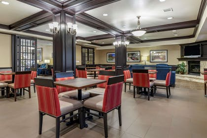 Enjoy breakfast in this seating area | Comfort Inn & Suites Texas Hill Country