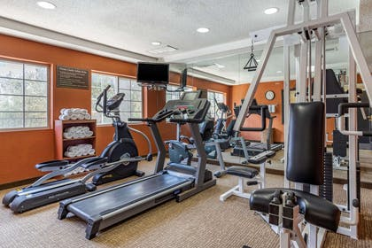 Fitness center | Comfort Inn & Suites Texas Hill Country
