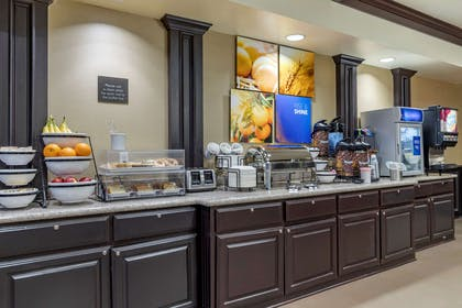 Breakfast counter | Comfort Inn & Suites Texas Hill Country