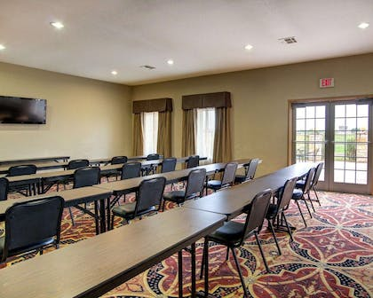 Event space | Comfort Inn And Suites Alvarado