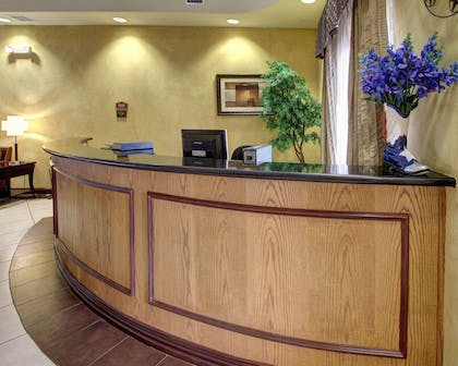 Business center with high-speed Internet access | Comfort Inn And Suites Alvarado