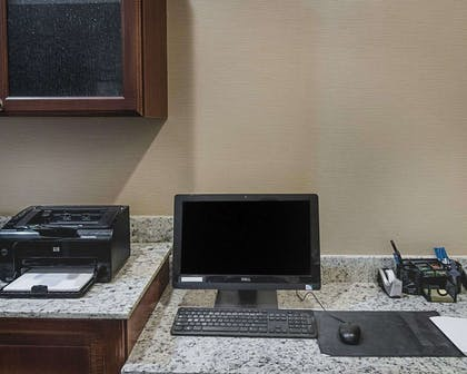 Business center with high-speed Internet access | Comfort Inn