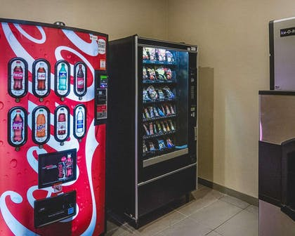 Vending Services | Comfort Inn