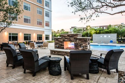Relax by the pool | Cambria Hotel McAllen Convention Center