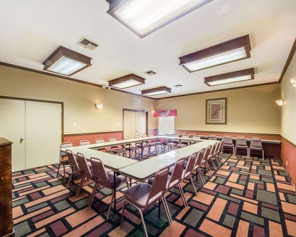Large space perfect for corporate functions or training | Econo Lodge Inn & Suites Eagle Pass