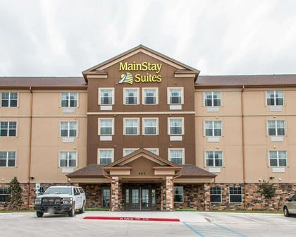 MainStay Suites hotel in Cotulla, TX | Mainstay Suites