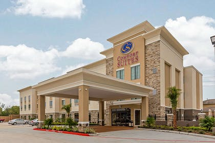 Comfort Suites hotel in Houston, TX | Comfort Suites Houston I-45 North