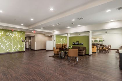 Spacious lobby | Sleep Inn and Suites