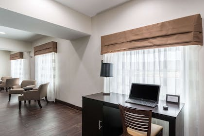 Business center | Sleep Inn and Suites
