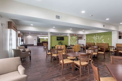 Breakfast area | Sleep Inn and Suites