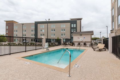 Relax by the pool | Sleep Inn and Suites