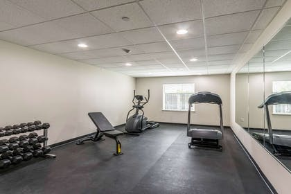 Fitness center | Sleep Inn and Suites