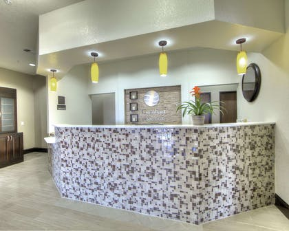 Front desk | Comfort Inn & Suites Fort Worth West