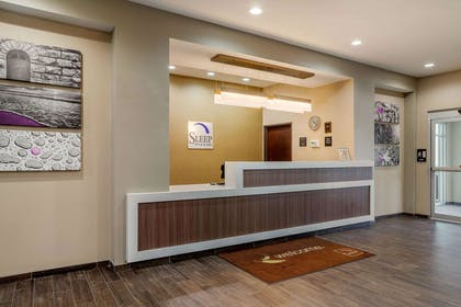 Front desk | Sleep Inn & Suites near Westchase