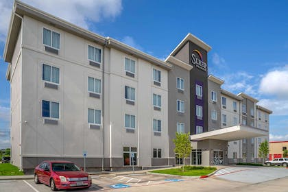 Hotel exterior | Sleep Inn & Suites near Westchase