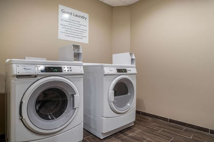 Guest laundry facilities | Sleep Inn & Suites near Westchase