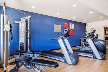 Exercise room | Comfort Suites El Paso Airport