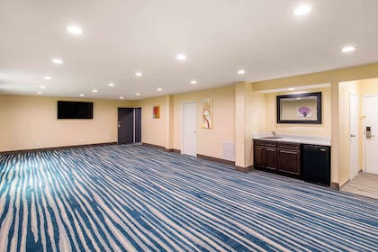 Large space perfect for corporate functions or training | Quality Inn & Suites Plano East - Richardson
