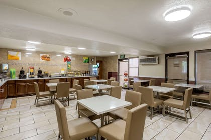 Breakfast area | Quality Inn & Suites Murray – Salt Lake City South