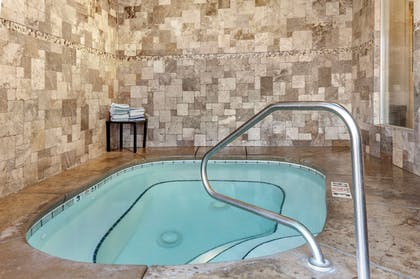 Indoor hot tub | Comfort Inn at Convention Center